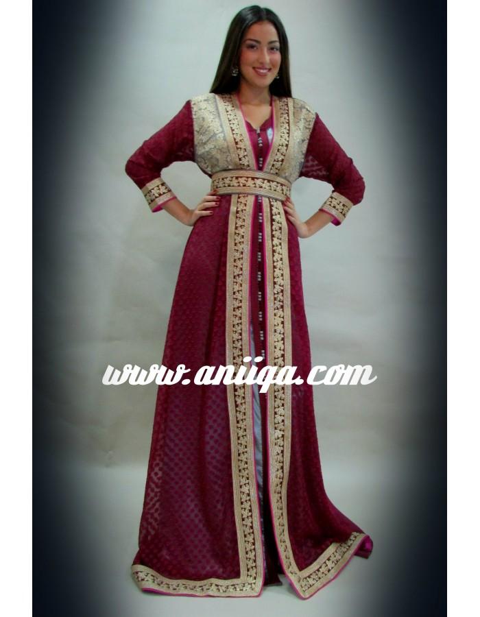 Site de robe de soiree au maroc