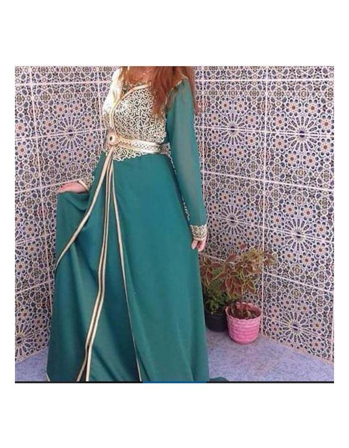 robe marocaine grande taille femme robes modernes. Black Bedroom Furniture Sets. Home Design Ideas