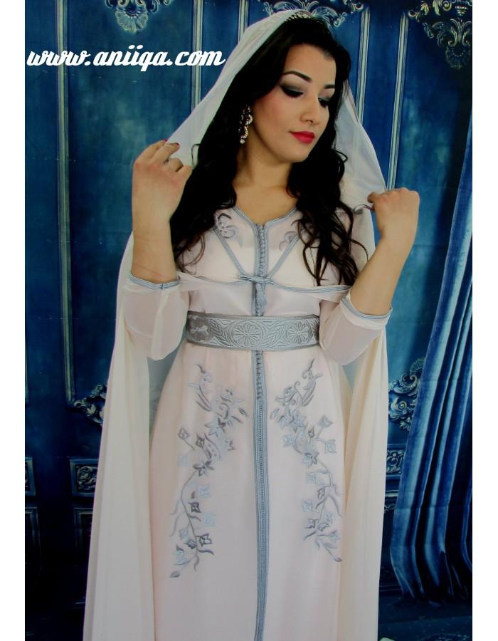 Robe de soiree pour mariee 2018