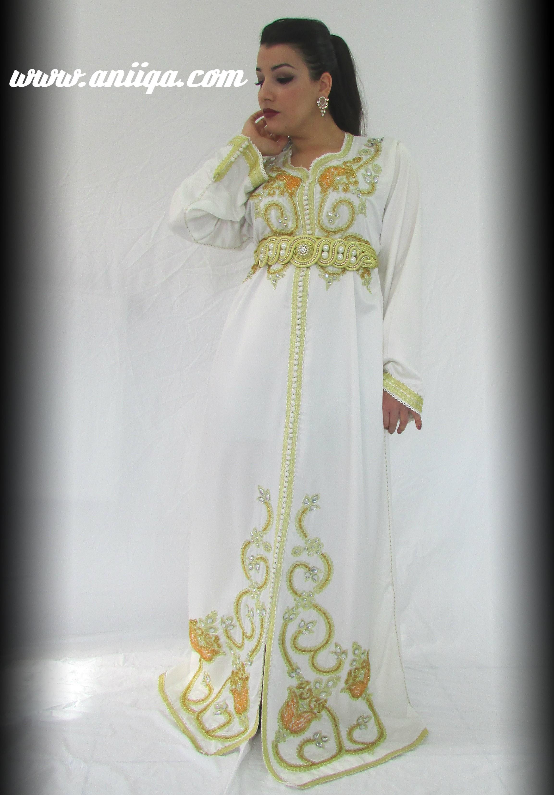 robe mariage halal marocain, tunisien et