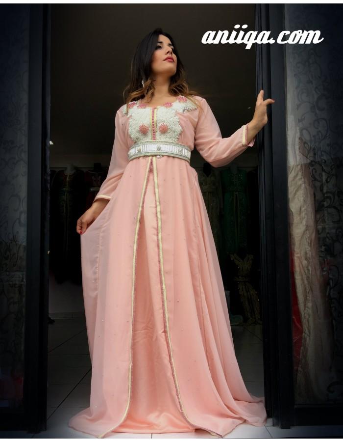 Robe marocaine de soiree