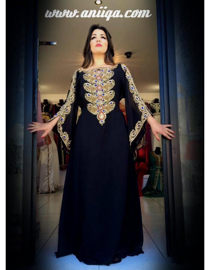 Robe de soiree arabe 2016