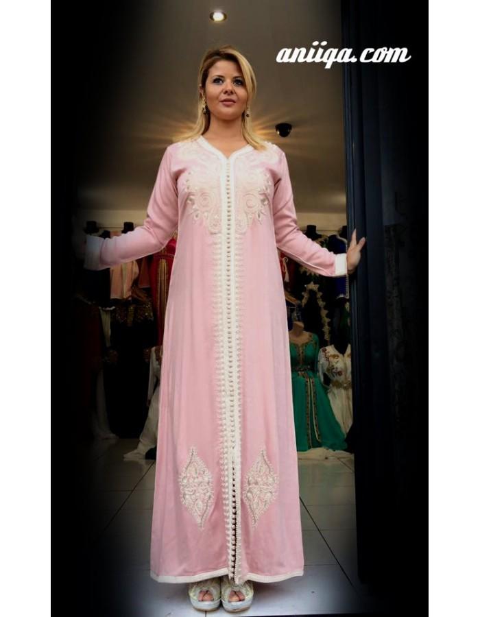 robe de soir e orientale pour mariage marocain caftan. Black Bedroom Furniture Sets. Home Design Ideas