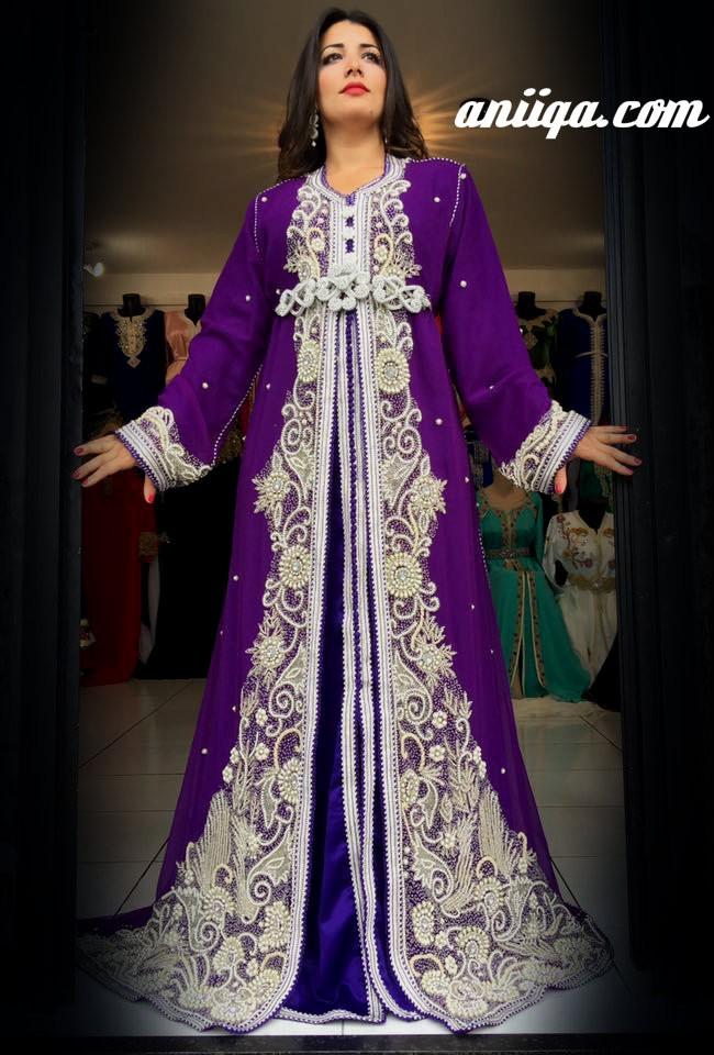 dbd78b3d1bb Robe de soirée orientale pour mariage