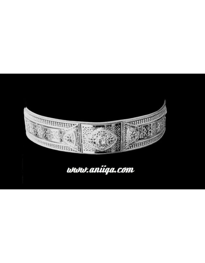 ceinture marocaine pour caftan argent 8611181f1d0