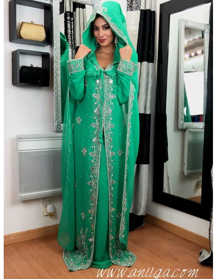 robe orientale pas cher pour mariage robe de soir e. Black Bedroom Furniture Sets. Home Design Ideas