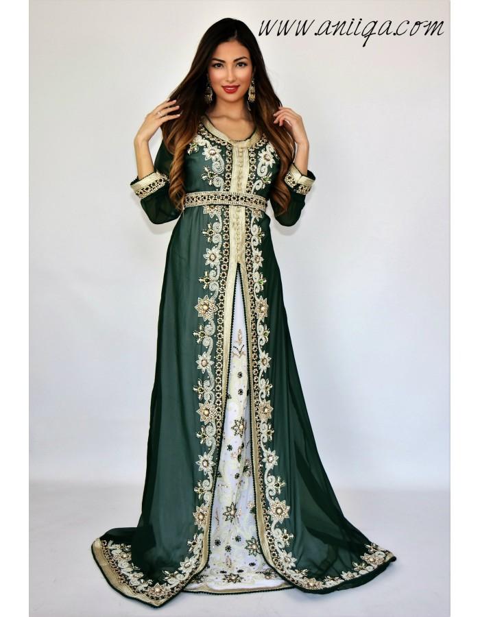 Robe Orientale Mariage Henné Robe Arabe De Mariage Orientale