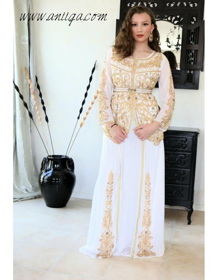 Robe Orientale Mariage Pas Cher Robe Arabe Mariage Caftan