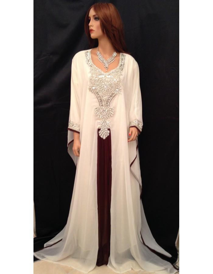 Robe arabe mariage 2016